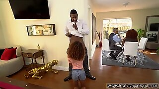 Hairy mom and associate s daughter step dad   home alone Squirting ebony pal s daughters - Ebony Woods