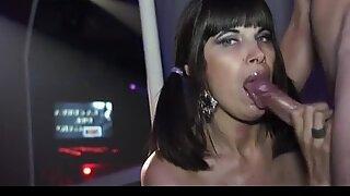 Busty latin stepmom in wild fuck party