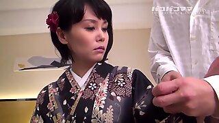 Innocent geisha
