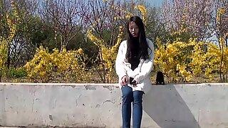 Chinese Femdom-Foot fetish