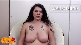 braless vid Review- Avengers: Endgame