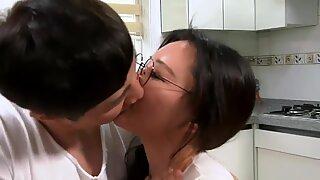 korean glamour collection korea glamour actress kitchen lovemaking