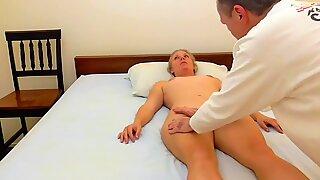 Summer Gets A Massage